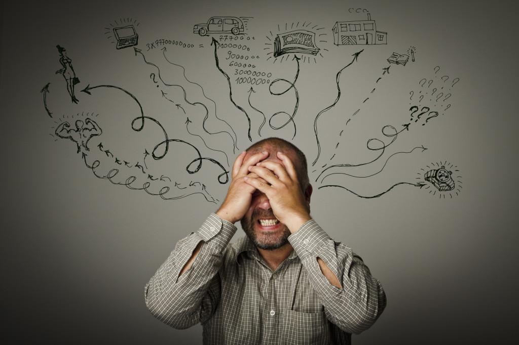 estrés arruine empresa