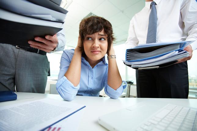 gestion del estres laboral
