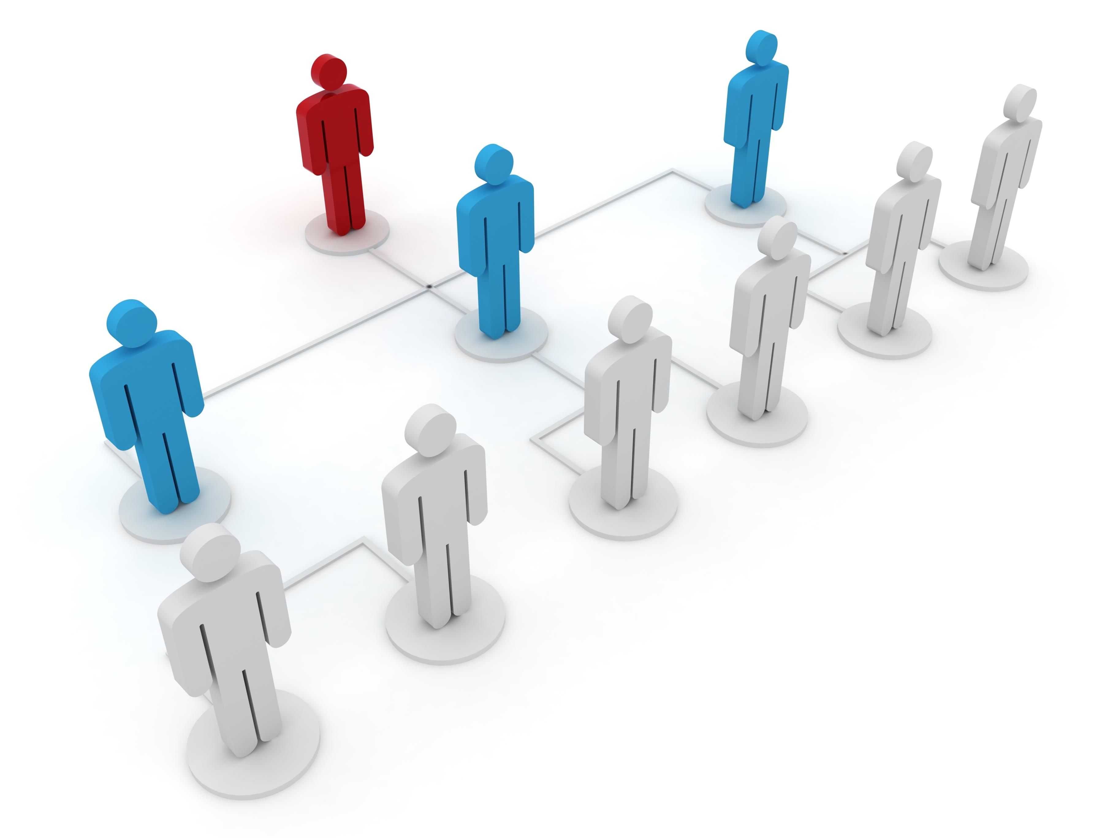 Estructura Organizacional Horizontal Eae