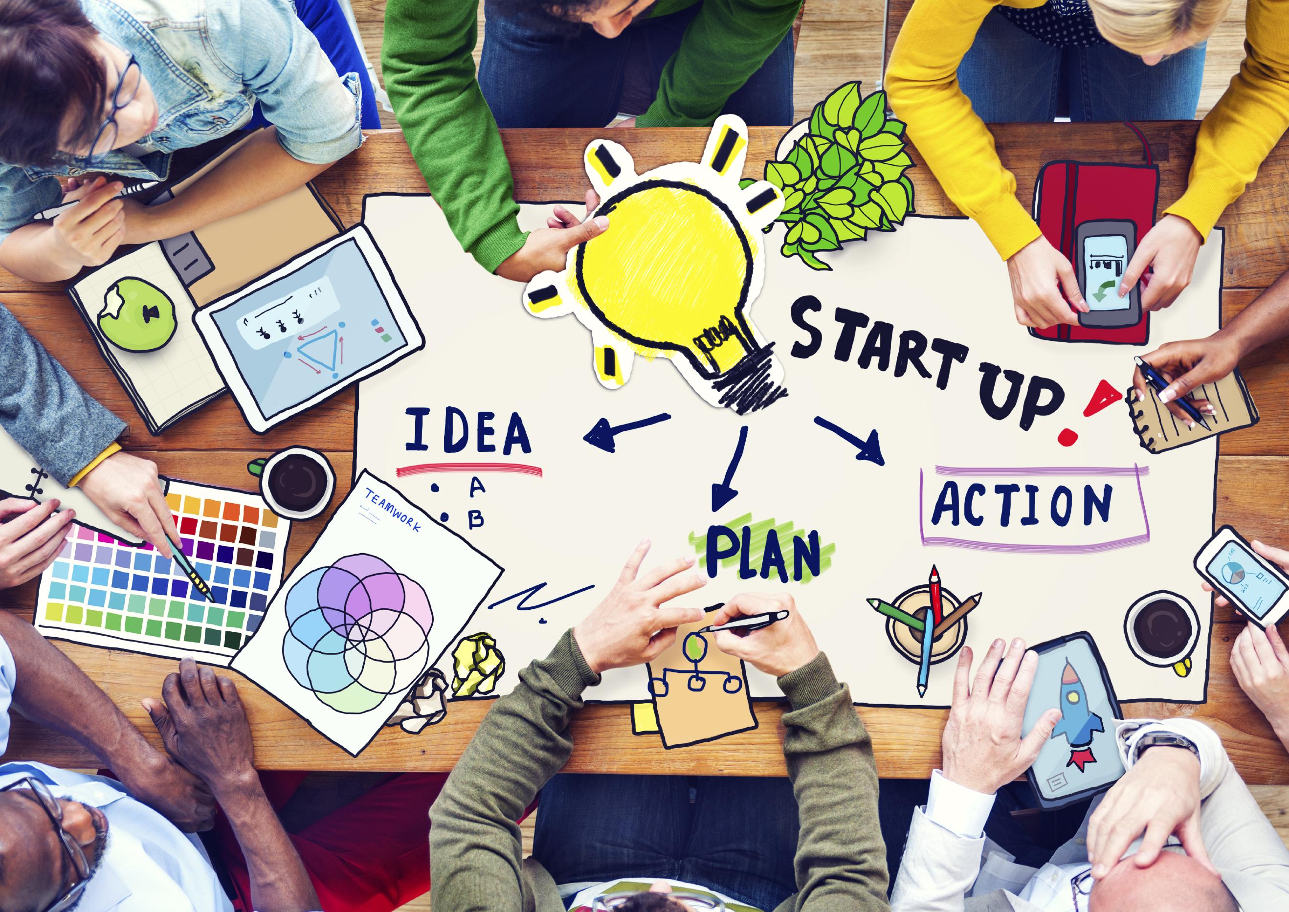 El Startup Weekend Madrid es una reunión de profesionales multisectorial para la creación de proyectos