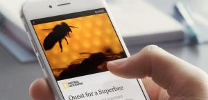 Facebook quiere ser «el periódico»: Instant Articles