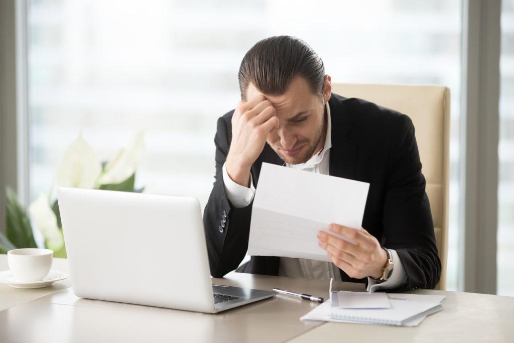 Causas de despido en una empresa
