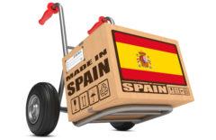 Países destino de las exportaciones españolas