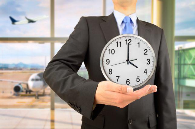 control horario empleados