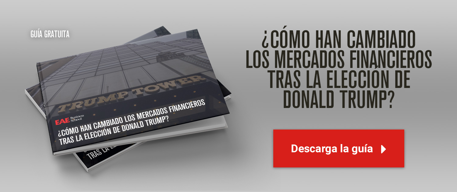 Mercados financieros Donald Trump