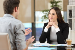 modelo entrevista de trabajo