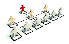 Organigrama vertical en empresa: cuándo conviene