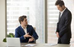 Criterios para fijar las normas internas de una empresa
