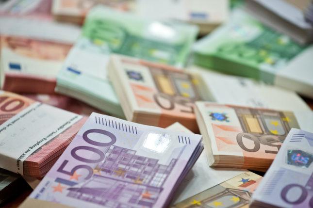 tipos de dinero