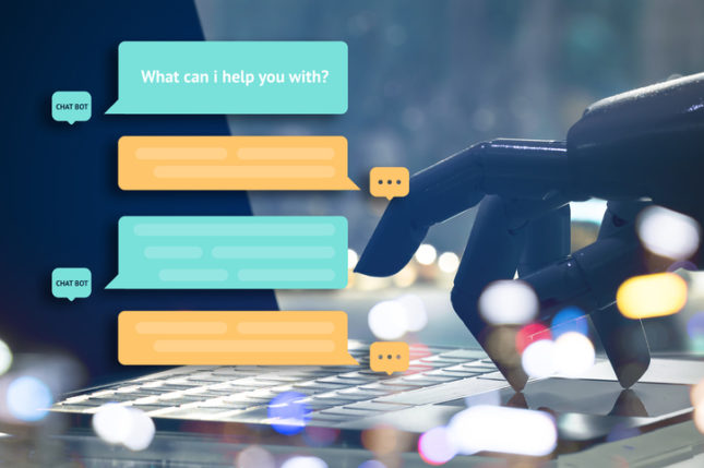 chatbox y marketing