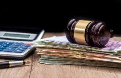 Retención judicial en nómina: definición