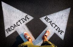 La proactividad a examen