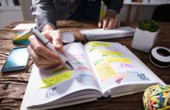 4 secretos de la planificación de tareas eficaz