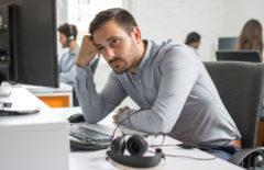 Desmotivación laboral: causas comunes