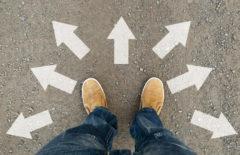 3 consejos para cambiar la dirección de la vida laboral