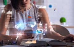 ¿Cómo ha cambiado la tecnología al departamento administrativo?