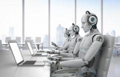 Robots en la comunicación empresarial y atención al cliente