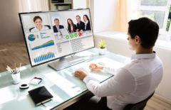 Comunicación eficaz en una videoconferencia