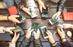 La comunicación en redes sociales es diferente