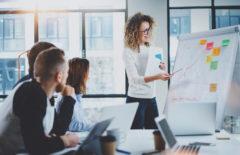 Trabajo en administración y dirección de empresas