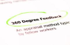 La evaluación 360 y la mujer en el trabajo